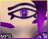 All Seeing Eye Purple