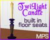 TwiLight Floor Candle