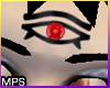 All Seeing Eye Red&Black