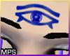 All Seeing Eye Blue