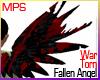 War Torn Fallen Angel