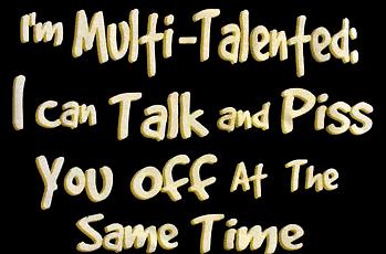 Multi Task Sticker